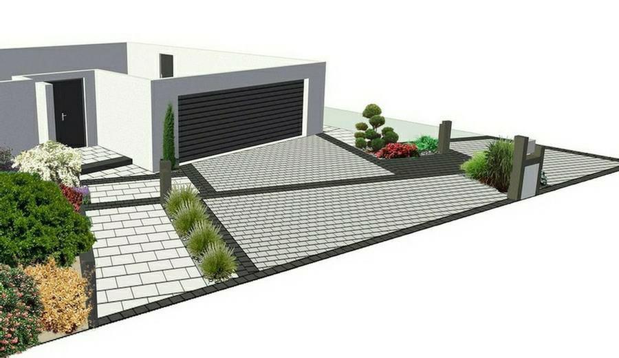 Plan 3d jardin le jardin amnag avec la terrasse bois with for Paysagiste alsace